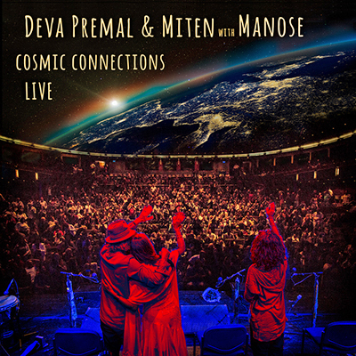 Manose, Nepal: Creating music and touring with Deva Premal & Miten