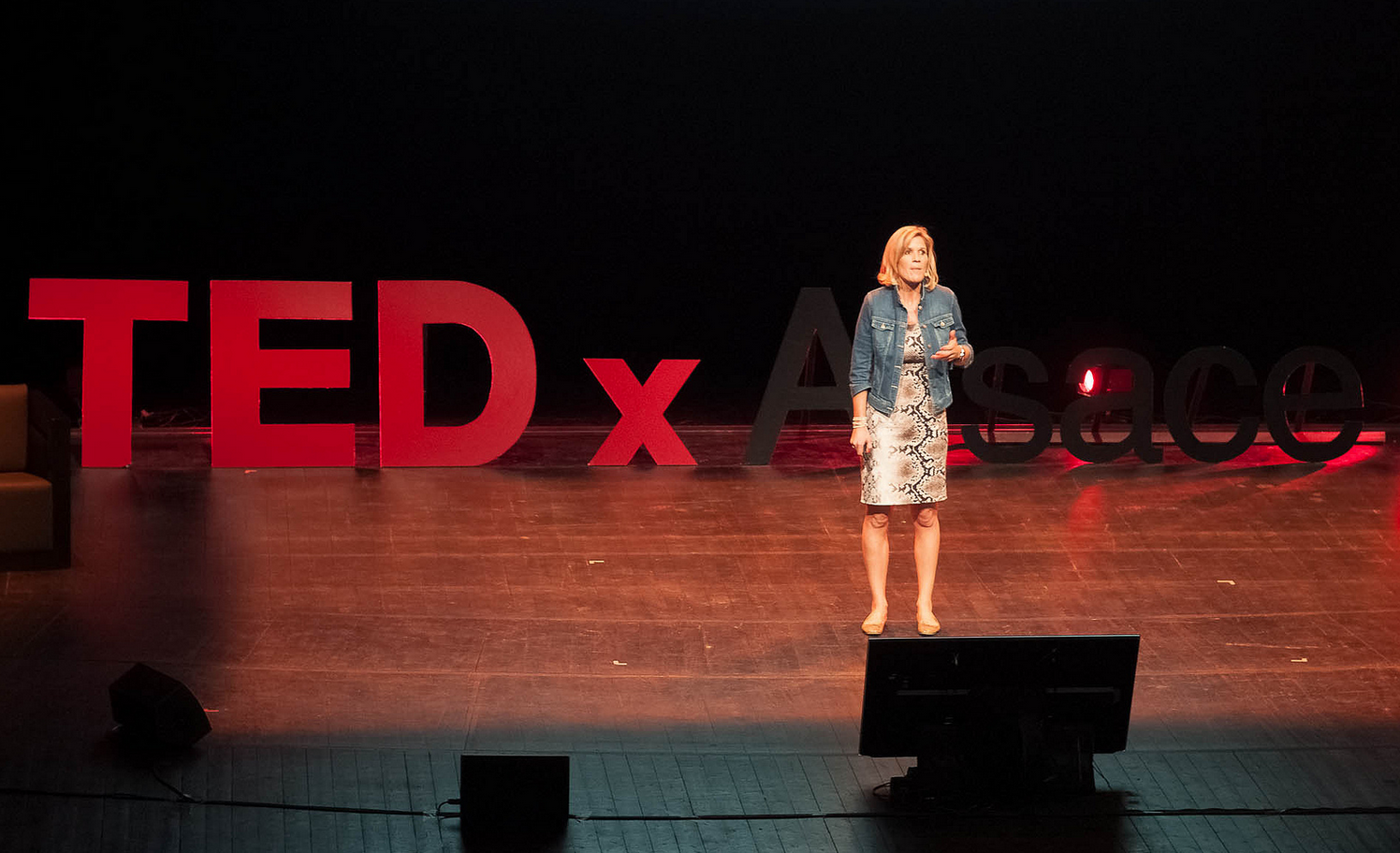Active co-creation: Lilou Mace at TEDx Alsace (english subtitles)