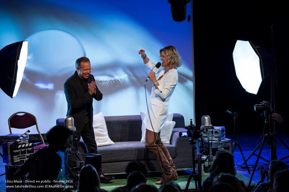 Neuroscience & Placebo - Dr Joe Dispenza - live interview by Lilou Mace in Paris