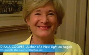 Being with Angels & How it feels? Diana Cooper