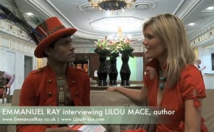 Emmanuel Ray interviews Lilou Mace, author of I LOST MY JOB AND I LIKED IT