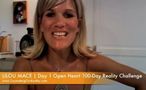 Day 1 Open Heart 100-Day Reality Challenge