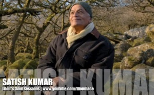 How to communicate with Nature | Satish Kumar