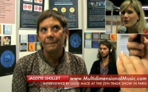 What is multidimensional music? Jacotte Chollet