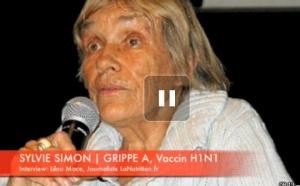 (FR) VACCIN H1N1: Mensonges vaccin Grippe A Sylvie Simon (3/5)