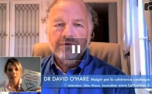 (FR) Maigrir par la coherence Cardiaque (1/2) | Dr David O'hare