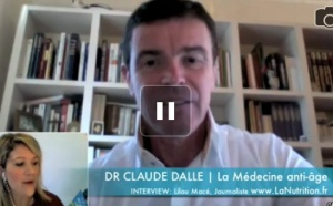 (FR) Médecine anti-âge (1/5) Dr Claude Dalle