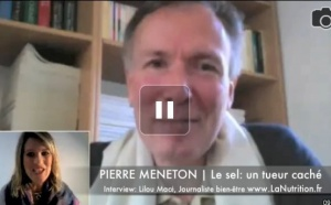 (FR) Le sel, un tueur caché (1/5) Pierre meneton