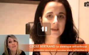 (FR)  La diététique anti-arthrose | Cécile Bertrand