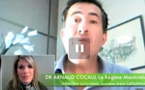(FR) Comment mastiquer et quels aliments choisir? Dr Arnaud Cocaul