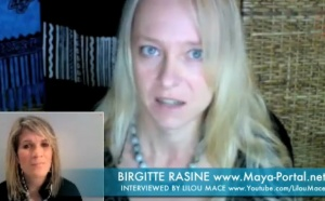 Maya 2012: Green business & message from Mayas| Birgitte Rasine | Mayan Portal Calendar