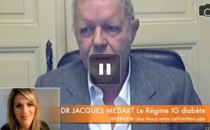 (FR) Confusions sur le diabète - Dr Jacques Médart, auteur de Régime IG Diabète