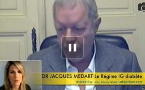 (FR) Régime IG Diabète - Dr Jacques Médart