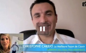 (FR) La Meilleure Façon de Courir - Christophe Carrio