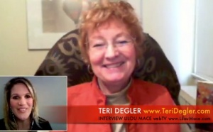 How to unleash our divine creative energy? Teri Degler