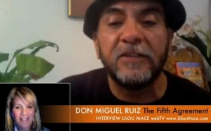 The Fifth agreement: Be skeptical but Listen! Don Miguel Ruiz - part 2/2