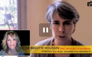 (FR) Vitamine D: rôle et bénéfices - Dr Brigitte Houssin, auteur de Soleil, Mensonges et Propagande