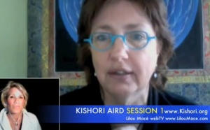 Healing Session 1 with Kishori Aird : Point Zero, Essence, Taoism, and DNA demystified