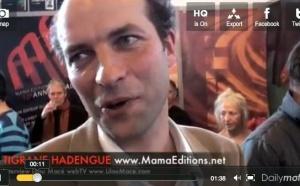 (FR) Les 10 ans de Mama Editions, Tigrane Hadengue