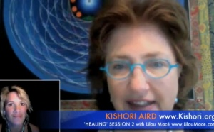 DNA re-programming Session 2 with Lilou Mace and Kishori Aird (part1)