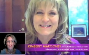 Recognize calling of the Soul & how Angels can guide us into life purpose - Kimberly Marooney