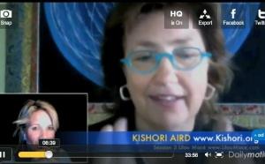 (FR) Notre essence, l'égo et la guérison, pre-session 3 avec Kishori Aird ( 1ère partie)