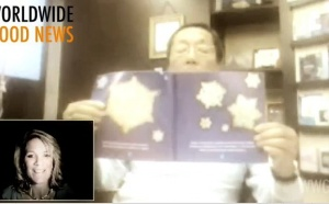 Dr Masaru Emoto interviewed by Lilou for Worldwide Good News