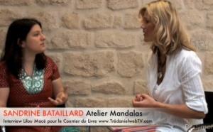 (FR) Qu'est ce qu'un Mandala? Que permet la création d'un mandala ? Sandrine Bataillard