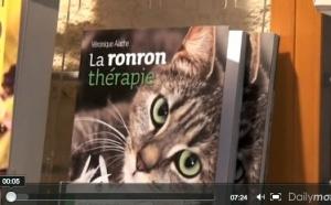 (FR) Comment se faire une scéance de ronron thérapie chez soi? - Véronique Aïache