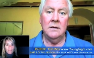 Robert Young (part 2) Conscious Connection session : A tsunami of Love!