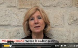 (FR) Chromathérapie : La couleur guérit-elle? Michele Delmas