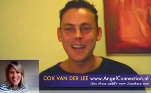 My OWN Angel card reading with Cok Van Der Lee