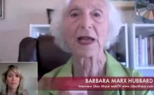 Universal Beings & Evolution - Barbara Marx Hubbard (part 1/3)