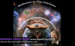 Meditation CD to move into 9th Dimension by Barbara Hand Clow ( part 5)