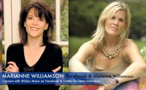 "Marianne Williamson's Facebook quote of the Day : Sometimes the loving response is ""No."" ( part3/4)"