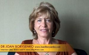 Religions vs. Spirituality and their Evolution - Dr Joan Borysenko ( part 3/4)