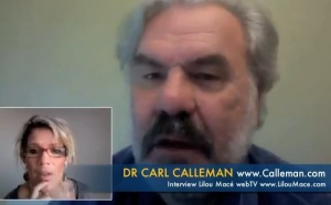 Maya 2012 series: The Mayan human sacrifice - Dr Carl Calleman (part 2/2)