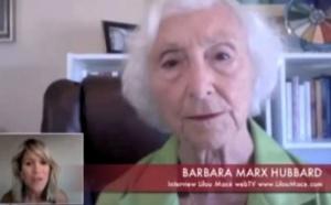 (FR) Êtres Universels et Evolution (1/3) - Barbara Marx Hubbard (traduit en Français)