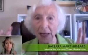 (FR) Conscience et Expression Collective d'Unité (2/3) Barbara Marx Hubbard (traduit en Français)