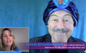 Power of Laughter - Swami Beyondananda