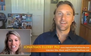 Inspiration Deficit Disorder - Jonathan Ellerby PhD (part 1/3)