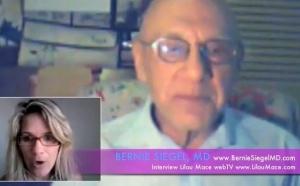 Role of Consciousness, NDE & Self-healing - Biernie Siegel, MD