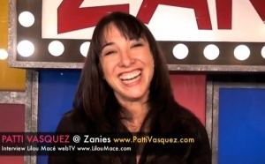 Story of comedian Patti Vasquez - at Zanies