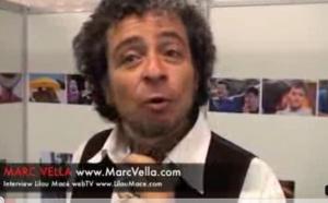 (FR) Marc Vella: La Caravane Amoureuse, 40 pays