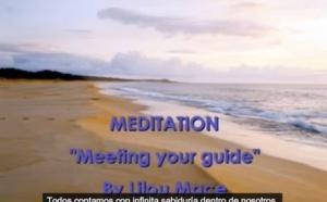 (ES) Meditación guiada y visualización: Encuentro con el guía por Lilou Macé