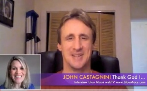 John Castagnini: Thank God I...