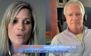 Session 2: How to live 50% of the time in zone of Genius? Big Leap Series with Gay Hendricks