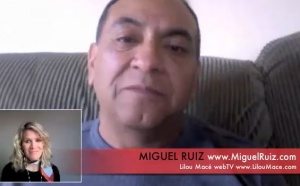 Don Miguel Ruiz' heart Transplant Oct. 9th : An Exclusive Conversation on his New Heart