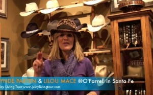 Juicy hats! meeting juicy people living their purpose! O'Farrell