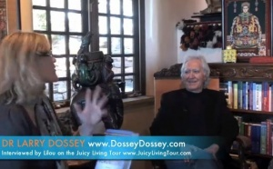 One Mind, One Consciousness - when spirituality meets science - Dr Larry Dossey